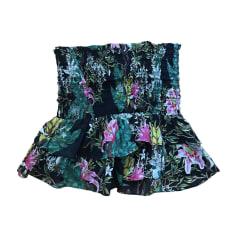 Mini Skirt ISABEL MARANT ETOILE Black