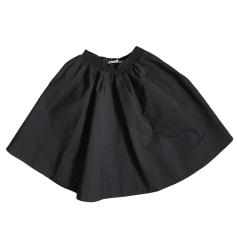 Jupe courte ACNE Noir