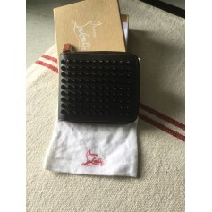 Wallet CHRISTIAN LOUBOUTIN Black