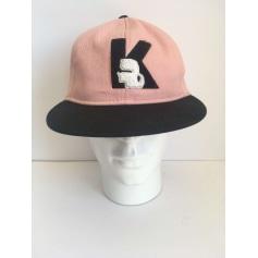 Cap KARL LAGERFELD Pink, fuchsia, light pink