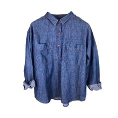 Camicia SESSUN Blu, blu navy, turchese