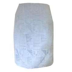 Mini Skirt KAREN MILLEN Blue, navy, turquoise