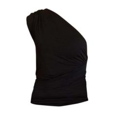 Top, tee-shirt FENDI Noir