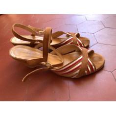 Sandales à talons ANONYMOUS COPENHAGEN Multicouleur