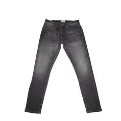 Jeans droit TOMMY HILFIGER Noir