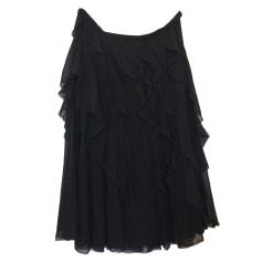 Jupe mi-longue DKNY Noir