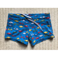 Swim Shorts KIWI Blue, navy, turquoise