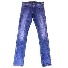 Skinny Jeans GUESS Blau, marineblau, türkisblau