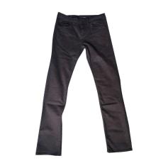 Jeans droit CALVIN KLEIN Noir