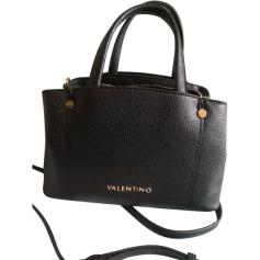 Leather Handbag VALENTINO Black