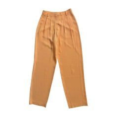 Gerade Hose SONIA RYKIEL Orange