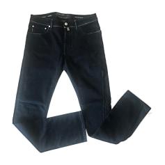 Jeans slim JACOB COHEN Bleu, bleu marine, bleu turquoise