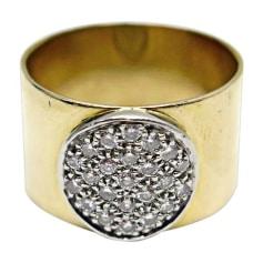 Ring DINH VAN Gold, Bronze, Kupfer