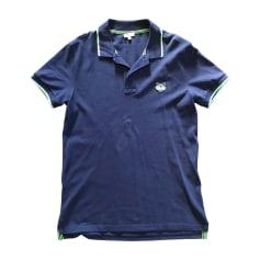 Polo KENZO Bleu, bleu marine, bleu turquoise