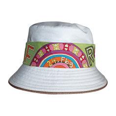 Cappello HERMÈS Bianco, bianco sporco, ecru