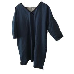 Robe mi-longue BELLEROSE Bleu, bleu marine, bleu turquoise