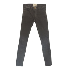 Jeans slim CURRENT/ELLIOTT Noir