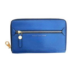Clutch MARC JACOBS Blue, navy, turquoise