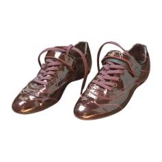 Scarpe da tennis LOUIS VUITTON Viola, lilla, lavanda