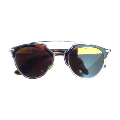 Sunglasses DIOR Brown