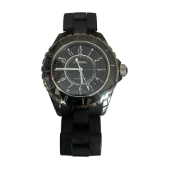 Wrist Watch CHANEL J12 Black