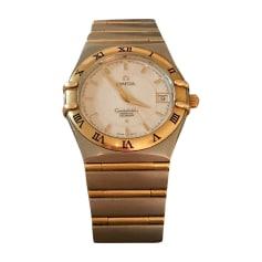 Wrist Watch OMEGA Yellow