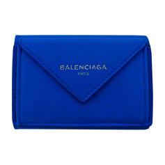 Wallet BALENCIAGA Blue, navy, turquoise