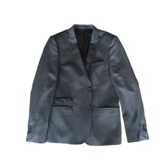 Veste de costume THE KOOPLES Gris / rayures