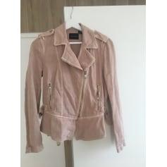 Denim Jacket DKNY Pink, fuchsia, light pink