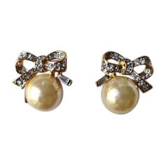 Earrings NINA RICCI Silver