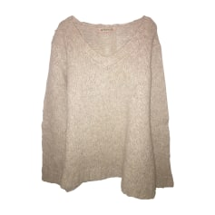 Sweater BONPOINT Beige, camel