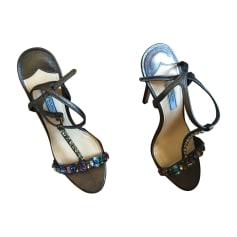 Sandales Prada  pas cher