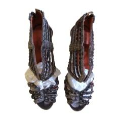 Sandales Santoni  pas cher