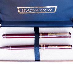 Bracelet HARRISON Red, burgundy
