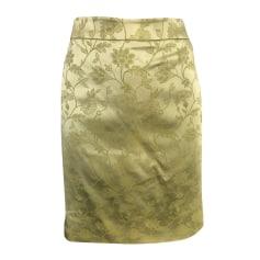 Mini Skirt KAREN MILLEN Green