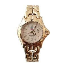 Wrist Watch TAG HEUER Yellow