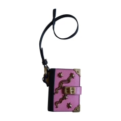 Schlüsseletui PRADA Pink,  altrosa