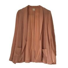 Jacket DES PETITS HAUTS Pink, fuchsia, light pink