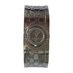 Wrist Watch GUCCI Silver
