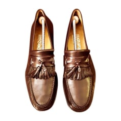 Loafers SALVATORE FERRAGAMO Brown