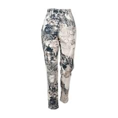 Jeans dritto CHRISTIAN LACROIX Multicolore