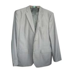 Complete Suit AZZARO Gris clair