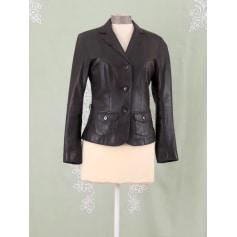 Vestes en cuir Caroll Femme   articles tendance - Videdressing 02cb0bf0d77