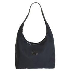 Non-Leather Handbag LONGCHAMP Black
