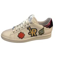 Sneakers JOHN RICHMOND Weiß, elfenbeinfarben