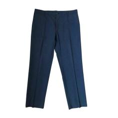 Pantalon de costume DOLCE & GABBANA Gris, anthracite
