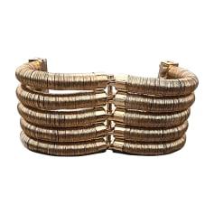 Bracelet BALMAIN X H&M Doré, bronze, cuivre