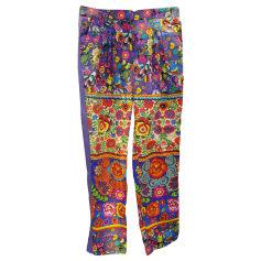 Pantalone dritto STELLA JEAN Multicolore