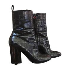 Bottines   low boots Louis Vuitton Femme   articles luxe - Videdressing c90a4fbf446