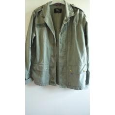 Safari Jacket LE TEMPS DES CERISES Khaki